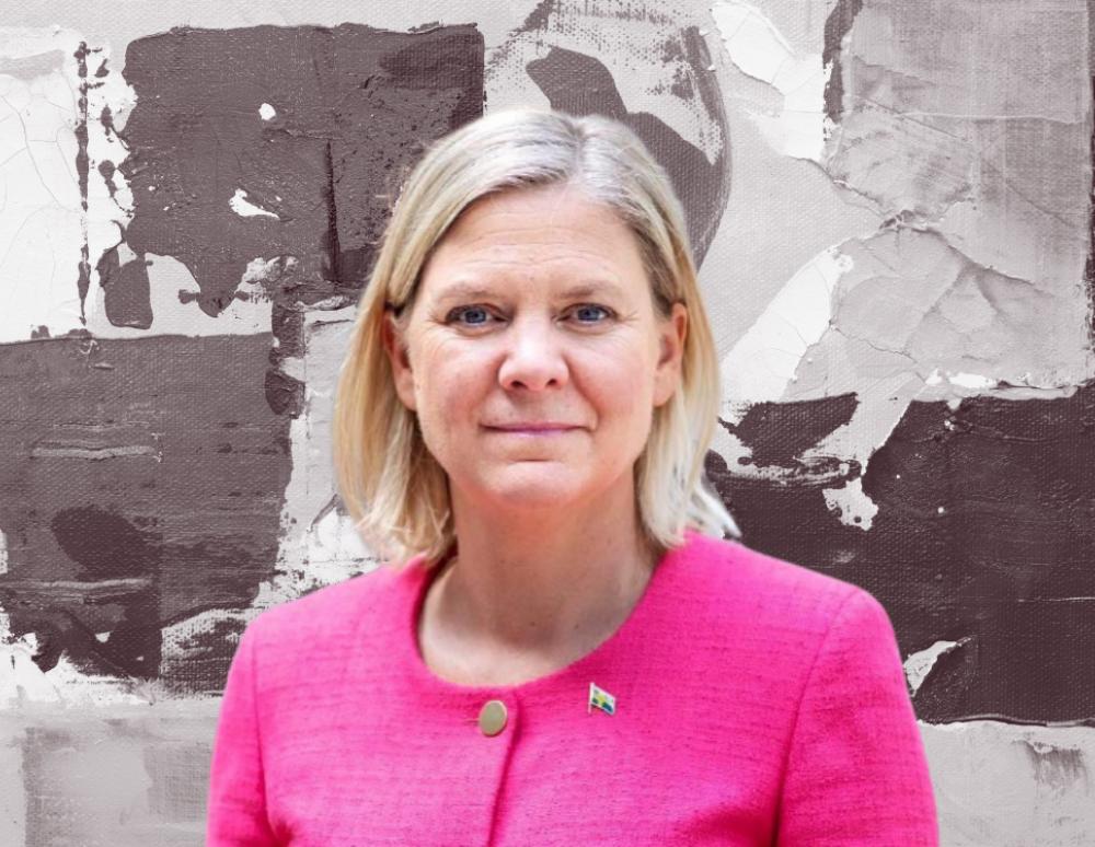 Magdalena Andersson: Ήρθε η ώρα για τη Σουηδία να αποκτήσει την πρώτη της γυναίκα πρωθυπουργό (pics)