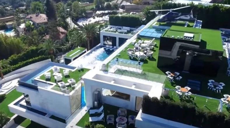 Πωλείται το ακριβότερο σπίτι στον κόσμο: Έχει δικό του nightclub και cinema (vids)