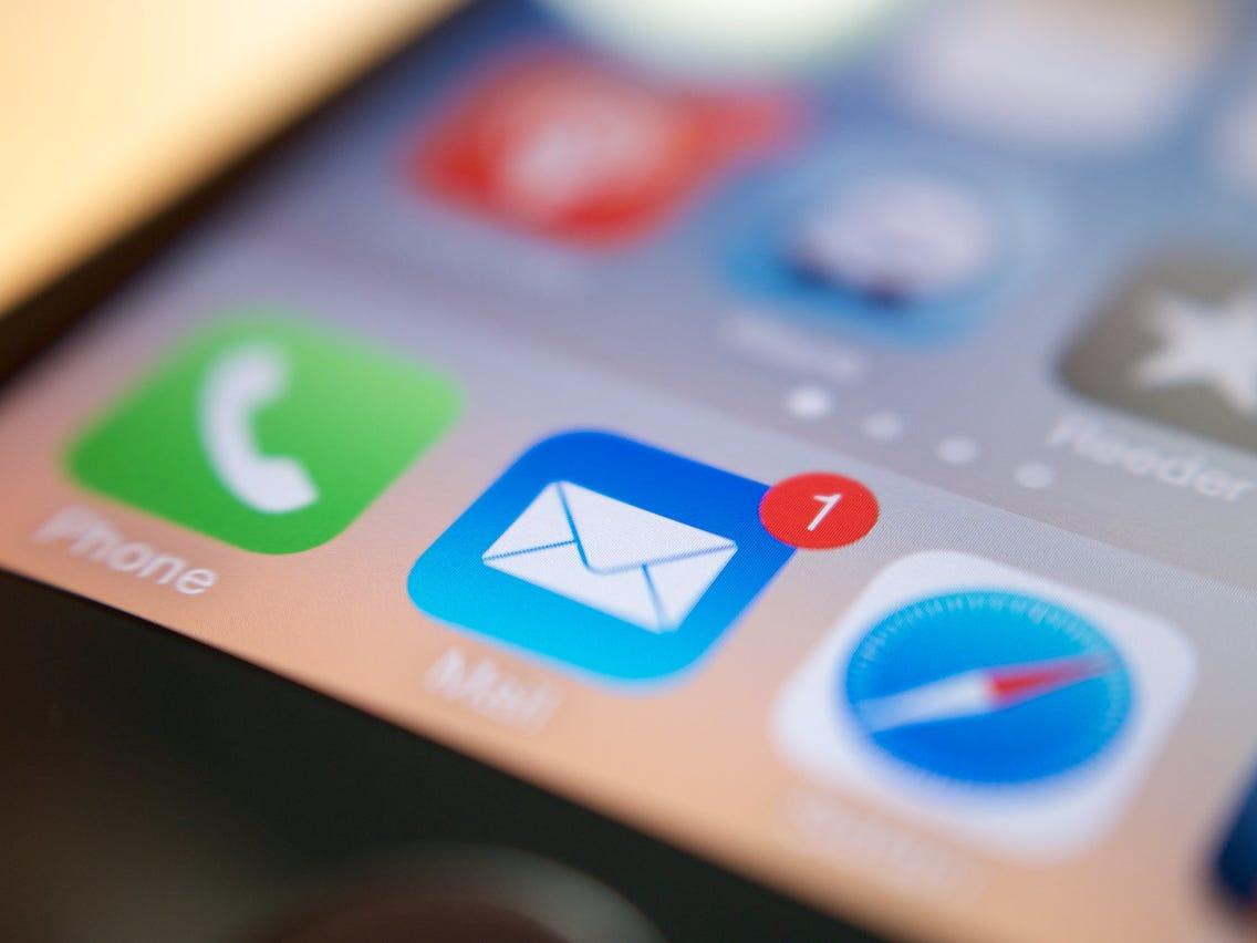 Πώς να κρύψετε το email σας στο iPhone