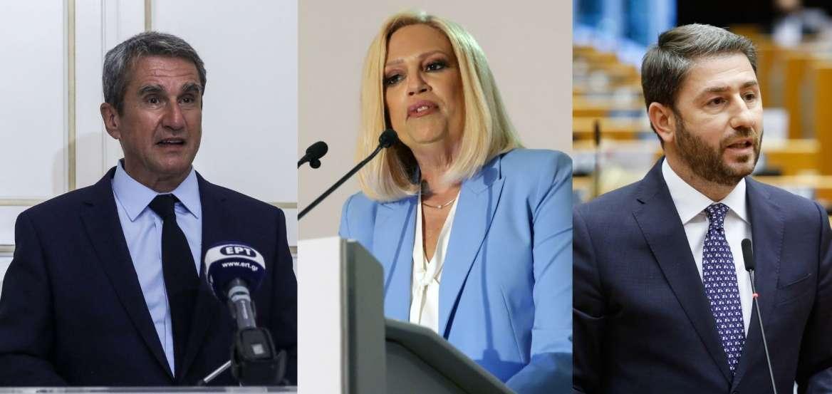 ΚΙΝΑΛ: «Μάχη» Γεννηματά, Ανδρουλάκη, Λοβέρδου και Καστανίδη - Τι λένε έμπειροι δημοσκόποι