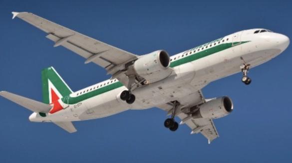 Η τελευταία πτήση της Alitalia: «Αrrivederci Alitalia grazie» (vid)