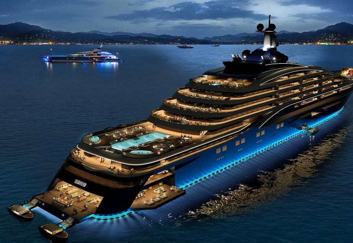 Residential yachts: Πολυτελής κατοικία και superyacht σε ένα «πακέτο» (pics & vids)